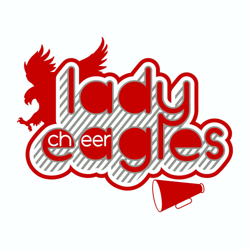 Lady Eagles Cheer