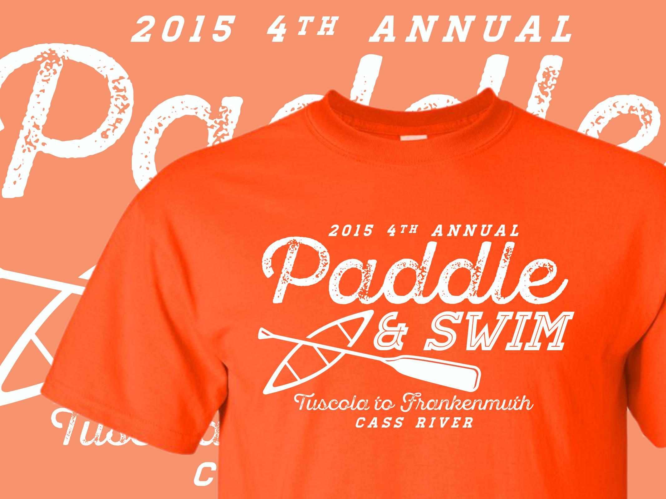 2015 Paddle & Swim