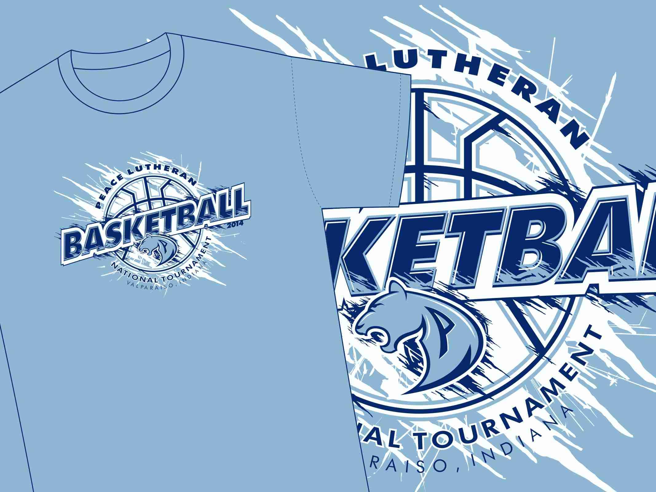 Peace Lutheran Basketball National Tournament