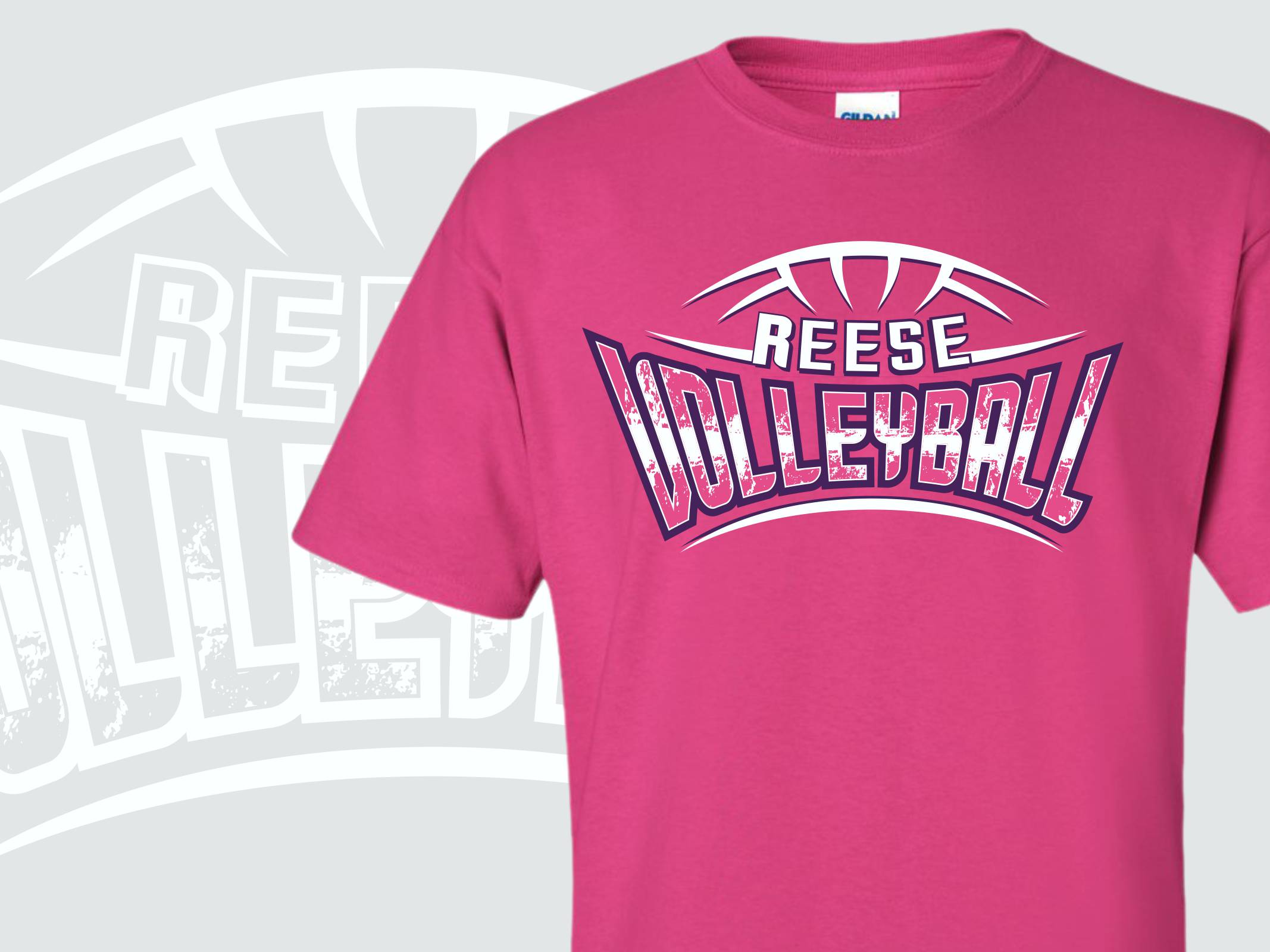 Reese Volleyball