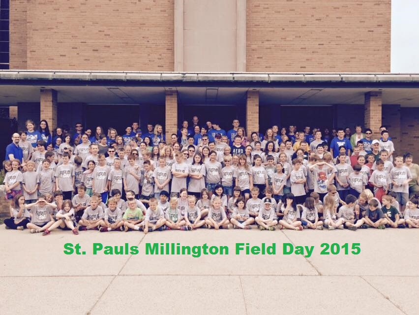 St. Paul Field Day 2015