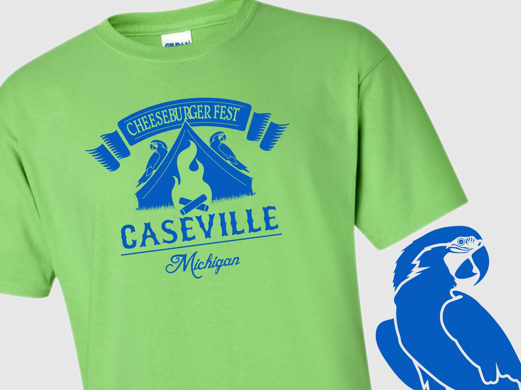 Caseville Cheeseburger Festival 2015