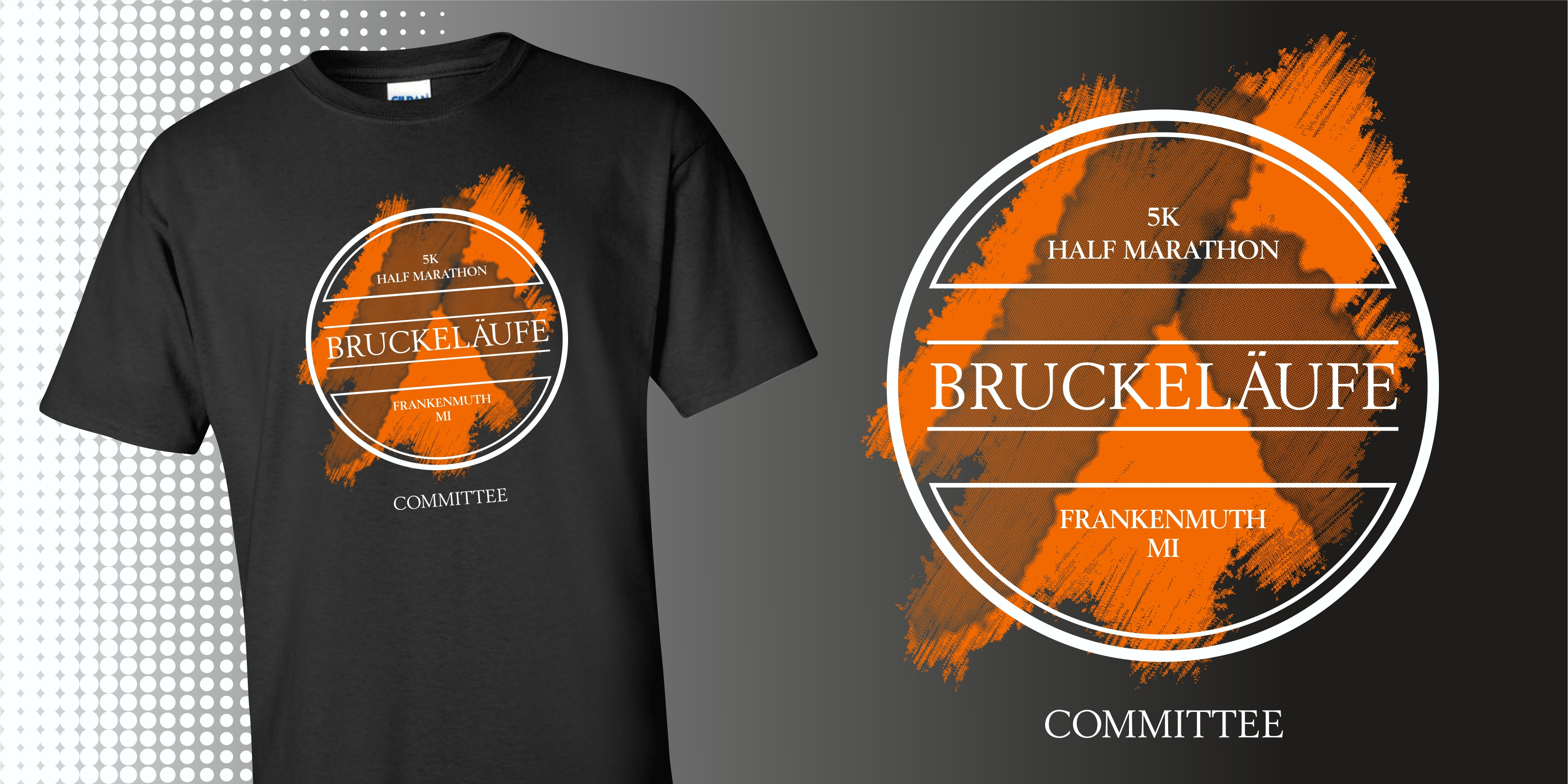Bruckelaufe Committee Shirts 2015