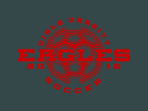 Girls Varsity Eagles Soccer 2016