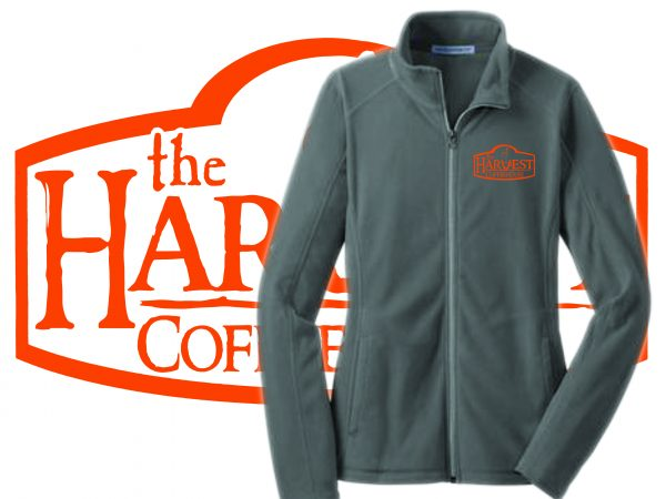 Harvest Coffeehouse Full-Zip Fleece