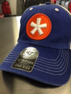 Embroidered Hat with Puffy Foam for Team Snap