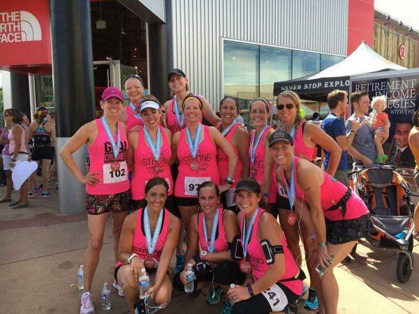 Her Madison Half Marathon