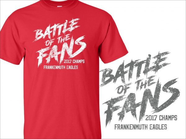 Battle of the Fans 2017
