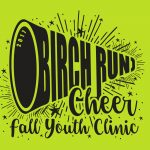Birch Run Fall Youth Cheer Clinic