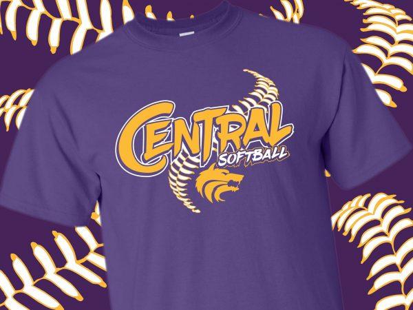 Central Softball