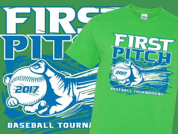First Pitch Baseball Tournament