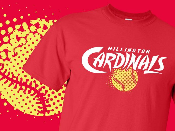 Millington Cardinals Softball