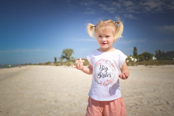 Big Sister Announcement T-Shirt