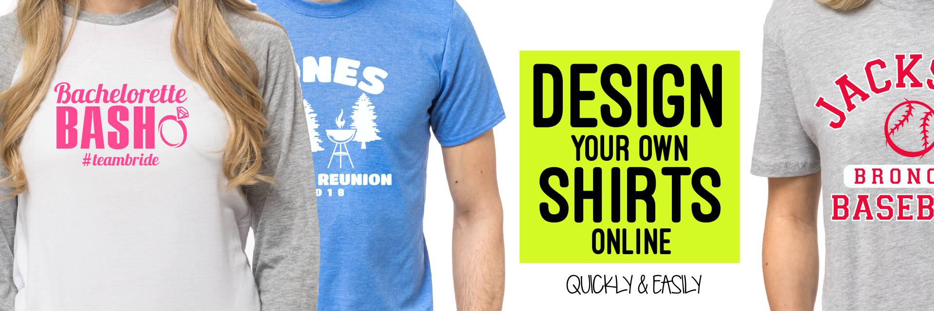 Design Your Own Shirts Online