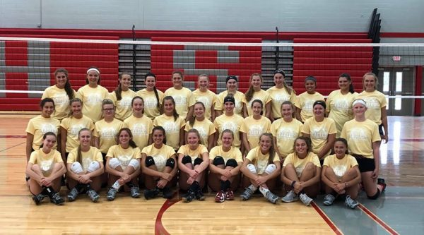Eagles Volleyball Camp T-Shirts