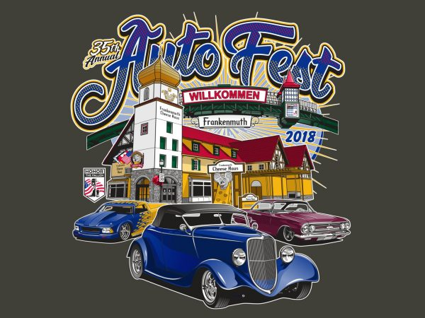 Frankenmuth Auto Fest 2018