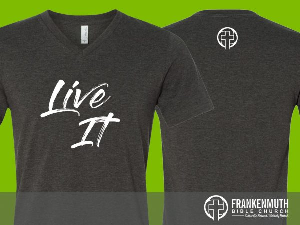 Frankenmuth Bible Church – Live It