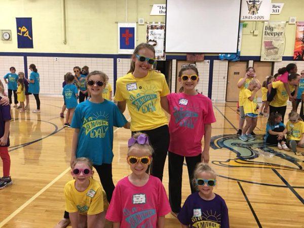Future Girls of Grace Workshop 2018