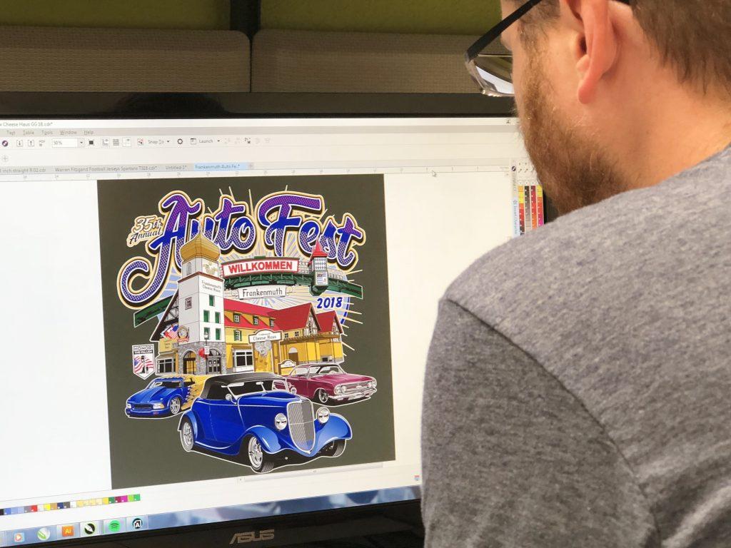 Graphic Design Custom T-Shirts