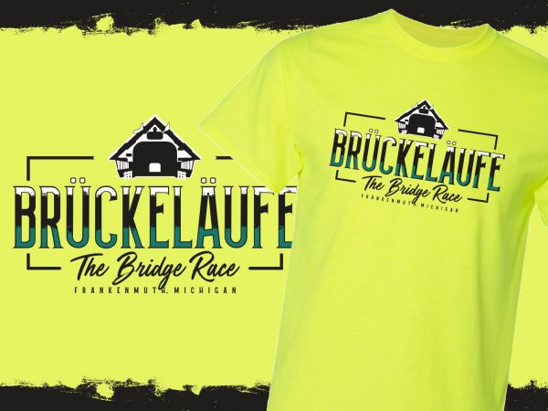 Bruckelaufe The Bridge Race Frankenmuth, MI 2018