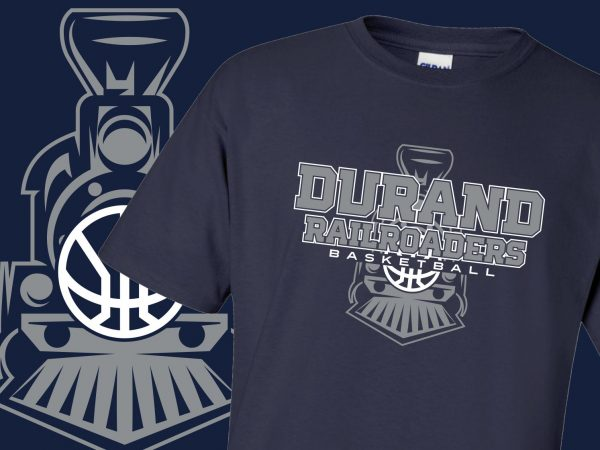 Durand Railroaders Basketball