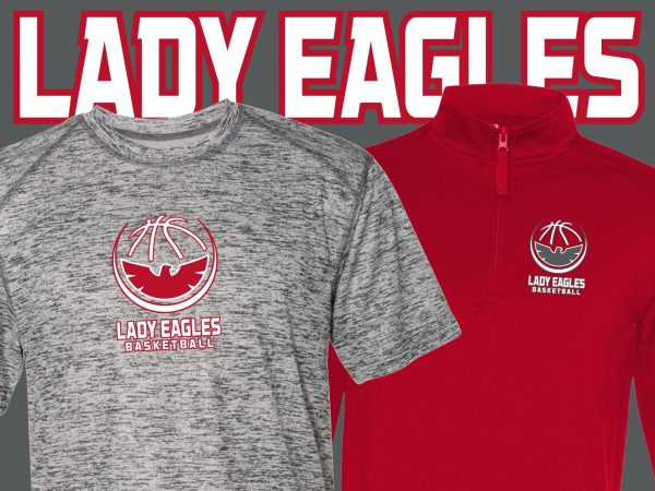 Frankenmuth Lady Eagles Basketball Custom Apparel