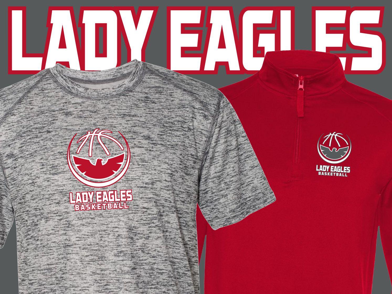 32f8c2530f5 Frankenmuth Lady Eagles Basketball Custom Apparel