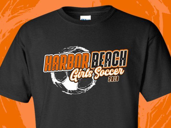 Harbor Beach Girls Soccer 2018