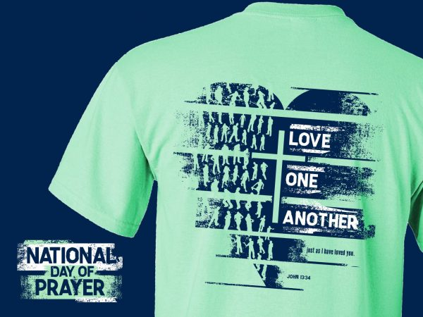 National Day of Prayer 2019 Custom T-Shirts