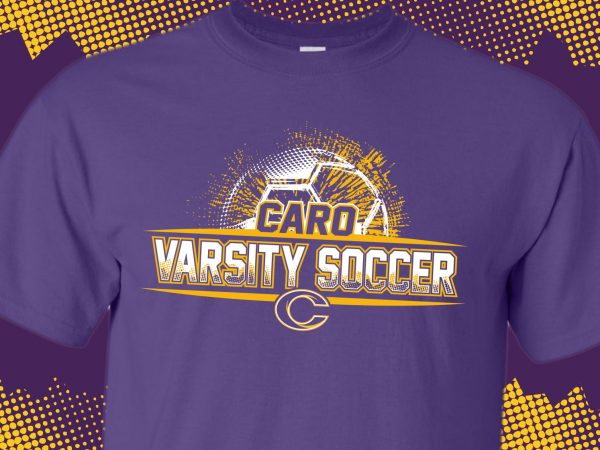 Caro Girls Varsity Soccer Team T-Shirts