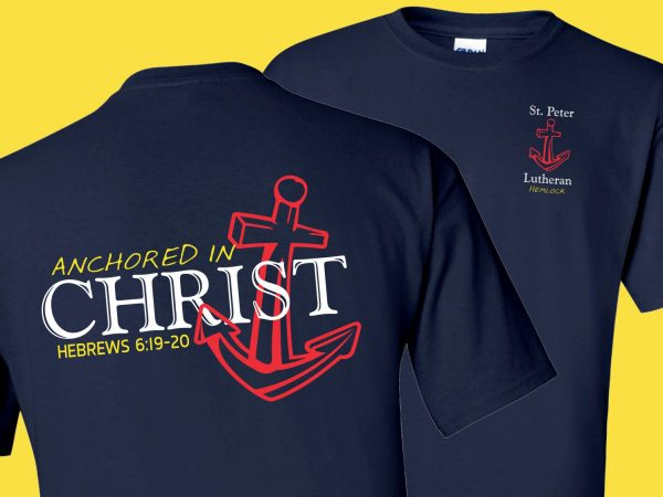 Anchored in Christ – St. Peter Lutheran, Hemlock