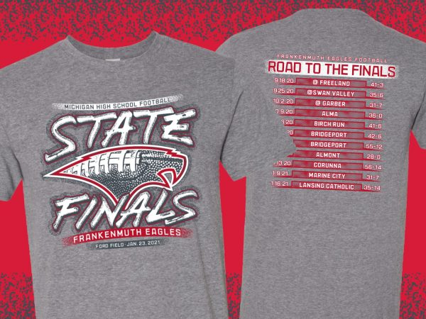 Frankenmuth Football 2020-2021 State Finals