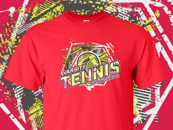 Frankenmuth Varsity Tennis