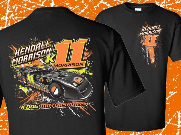 Kendall Morrison K-Dog Motorsports