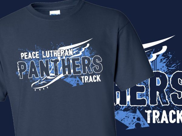 Peace Lutheran Panthers Track