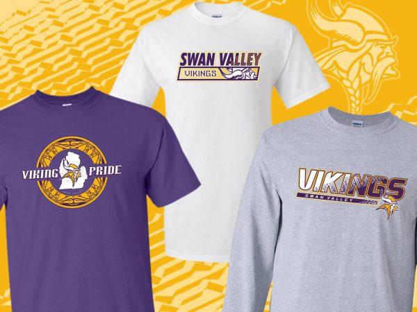Swan Valley Vikings Spirit Wear